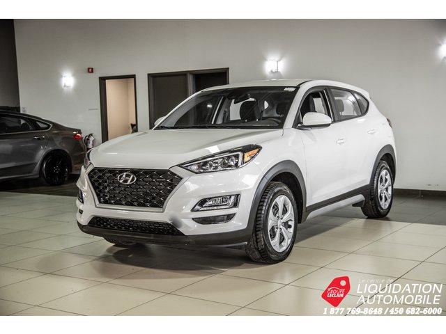 Hyundai Tucson Essential+AWD+SIEGE/CHAUFF+CAM/RECUL+CARPLAY 2020