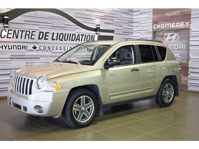 Jeep Compass Rocky Mountain 2009