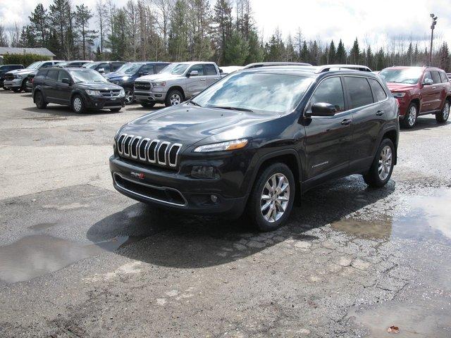 Jeep Cherokee Limited 2016