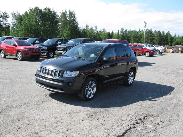 Jeep Compass Limited 4x4 2011