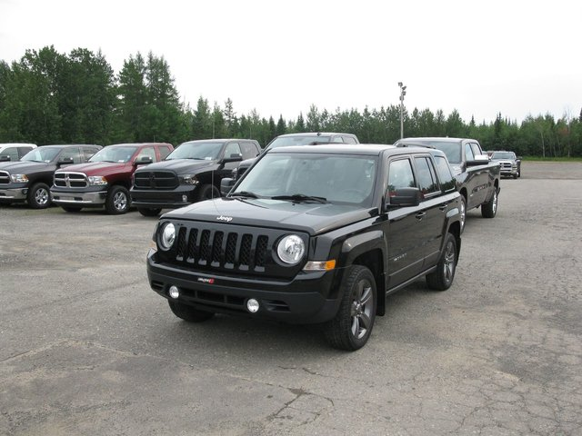 Jeep Patriot High Altitude 2015