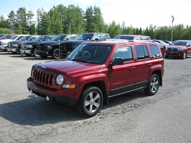 Jeep Patriot High Altitude 2016