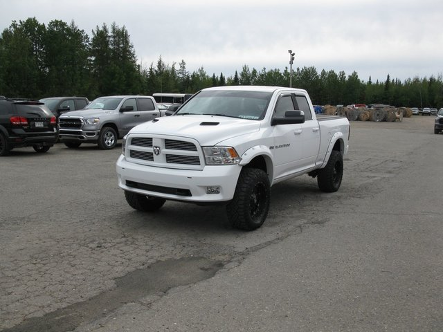 RAM 1500 Sport QUAD CAB 2012