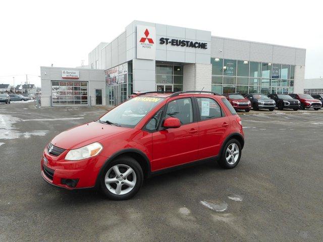 Suzuki SX4 Fstbk JX**MANUELLE**A/C**CRUISE** 2008