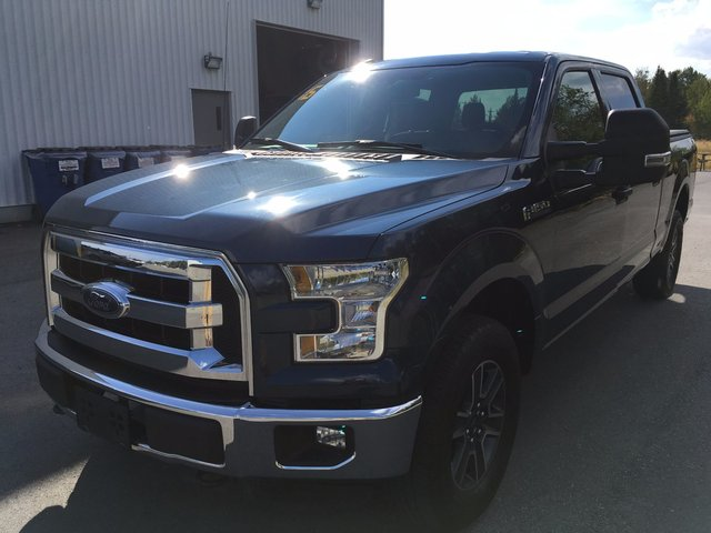 Ford F-150 XLT FX4 Off ROAD 2016