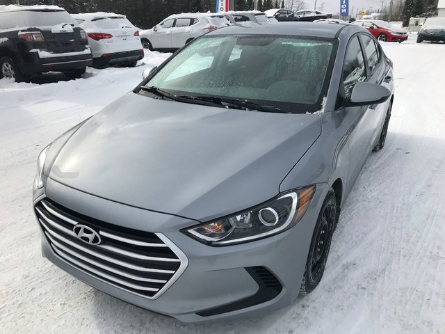 Hyundai Elantra SIÈGES CHAUFFANTS 2017