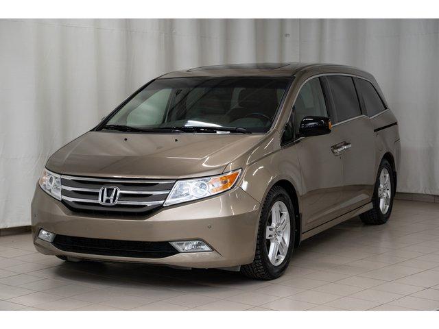 Honda Odyssey 4dr Wgn Touring w-RES & Navi 2011