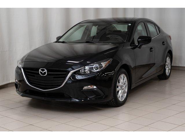 Mazda Mazda3 4dr Sdn Auto GS 2016