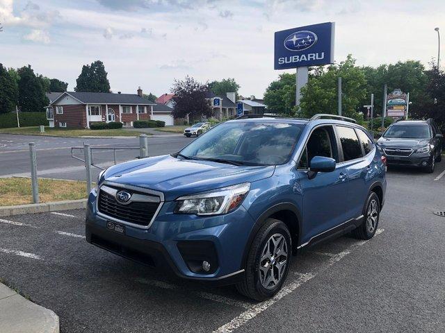 Subaru Forester COMMODITÉ EYESIGHT BLUETOOTH CARPLAY ANDROID  2020