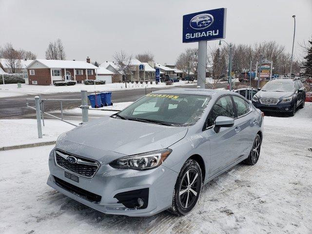 Subaru Impreza TOURING CVT AWD 2019