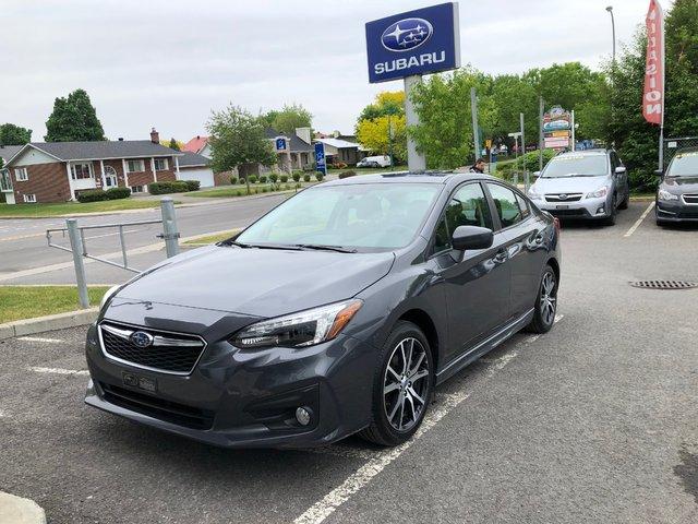 Subaru Impreza Sport 2019