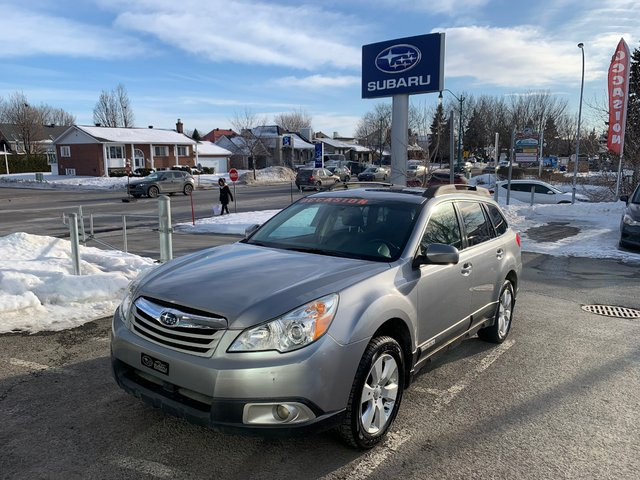 Subaru Outback 2.5i LIMITED TOIT OUVRANT CUIR GPS 2011