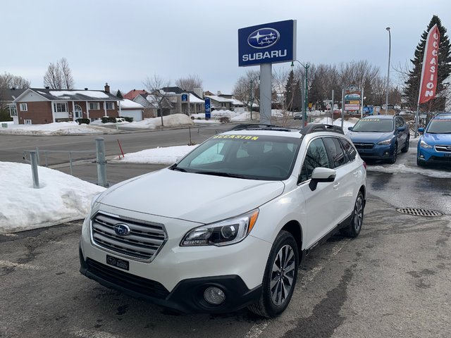 Subaru Outback LIMITED 3.6R NAVIGATION CUIR TOIT OUVRANT 2017