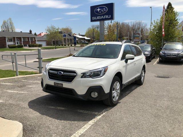 Subaru Outback COMMODITÉ UN SEUL PROPRIETAIRE BAS KILOMETRAG 2018