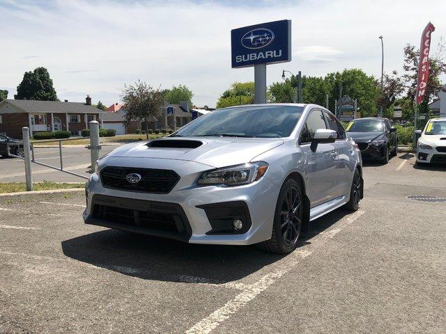 Subaru WRX SPORT-TECH,GPS,MAG 18P,CUIR,BANCS CHAUFFANTS 2020