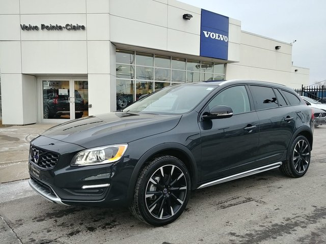 Volvo V60 Cross Country T5 AWD Premier- 0.9% Financement Disponible! 2018