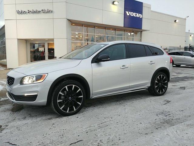 Volvo V60 Cross Country T5 Premier-0.9% FINANCEMENT DISPONIBLE! 2018