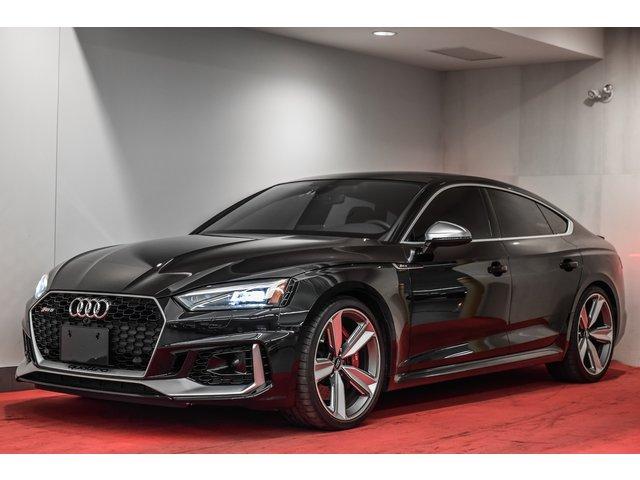 Audi RS 5 Sportback RS5 2.9 TFSI**SPORTBACK LOW KM** 2019