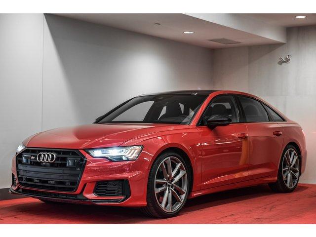 Audi S6 S6 2.9 TFSI**À L'ÉTAT NEUF** 2020