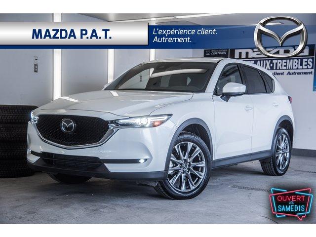Mazda CX-5 AWD,AUTO,2.5 TURBO,TOIT OUVRANT,GPS,CAMÉRA,BO 2019