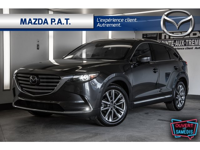 Mazda CX-9 GT,AWD,CUIR,GPS,BOSE,TOIT OUVRANT,CAMERA DE R 2019