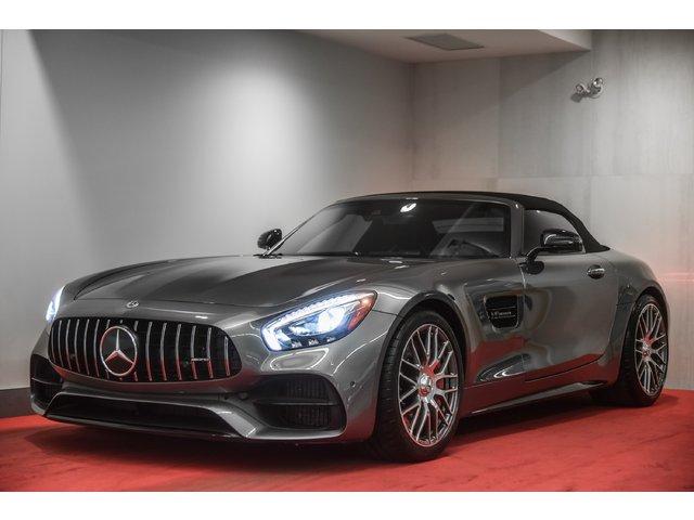 Mercedes-Benz AMG GT AMG GT-C Roadster**KM TRÈS BAS** 2018