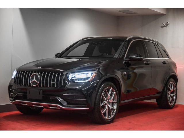 Mercedes-Benz GLC GLC43 4MATIC SUV**TAUX À 0.89% JUSQU'À 5 ANS* 2020