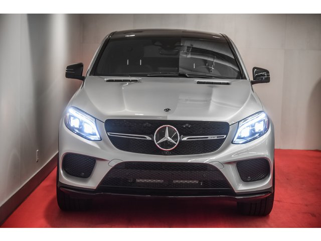 Mercedes-Benz GLE-Class AMG GLE43 Coupe**Coupe**Coupe** 2019