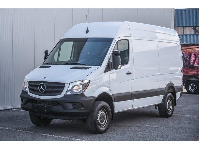 Mercedes-Benz Sprinter **SPRINTER 2500 144 V6 4X4** 2015