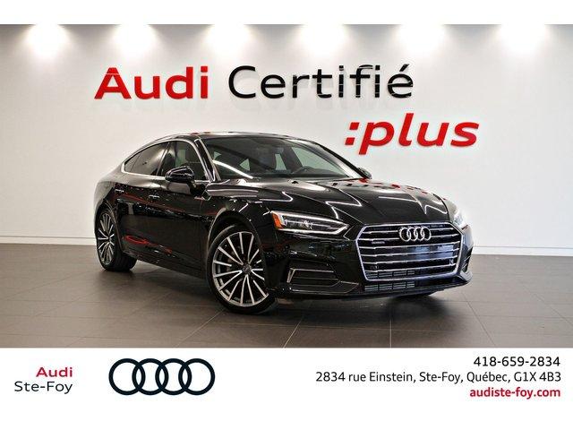 Audi A5 Sportback Progressiv-DÉMO S-LINE-*0.9% Disponible 2018