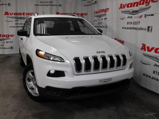 Jeep Cherokee SPORT AWD 2017