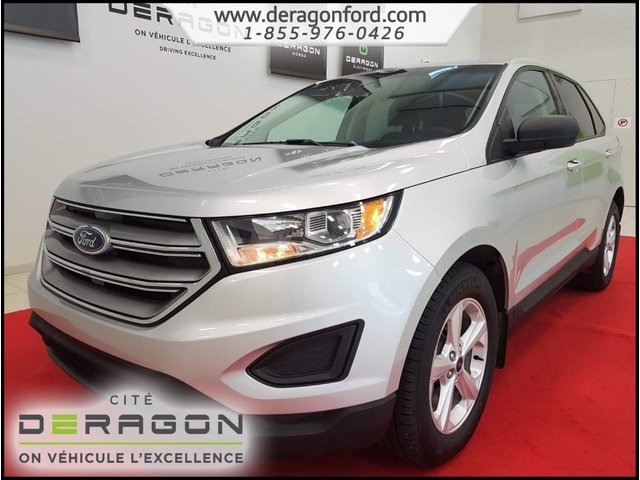Ford Edge SE AWD 2.0 ECOBOOST MAGS 18P CAMERA 2017