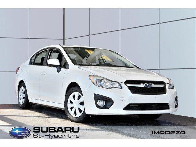 Subaru Impreza 2,0i 4p manuelle 2014
