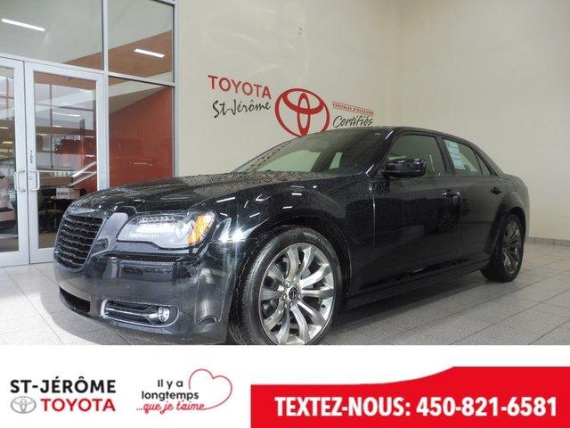 Chrysler 300 * S * CUIR * TOIT PANO * GPS * MAGS * 2014