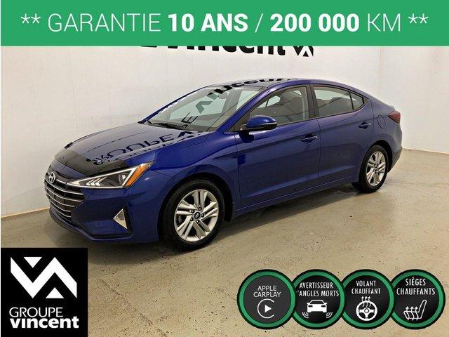 Hyundai Elantra Preferred ** GARANTIE 10 ANS ** 2020