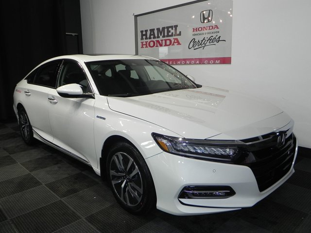 Honda Accord Hybrid Touring 2018