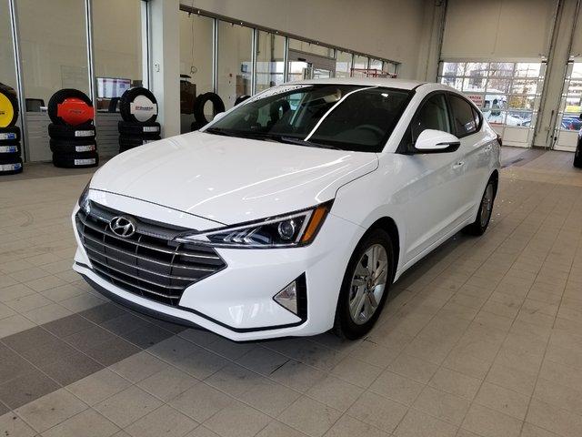 Hyundai Elantra Privilégié  mags volant et sieges chauffant 2020