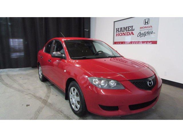 Mazda Mazda3 Auto + A/C 2006