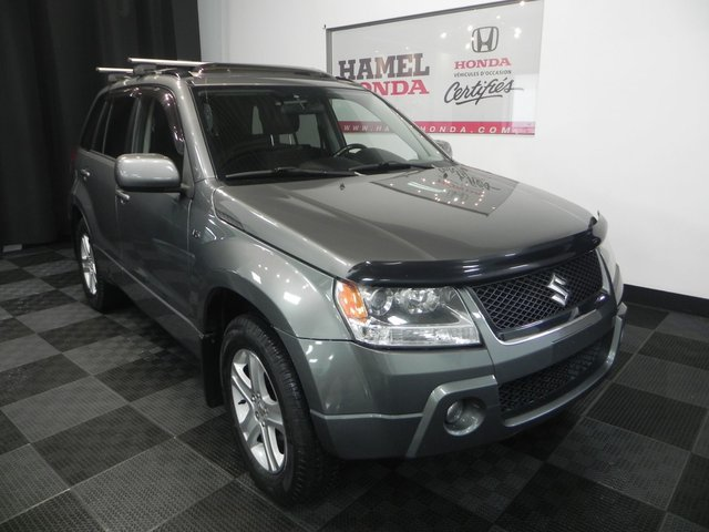 Suzuki Grand Vitara JLX 4X4 2008