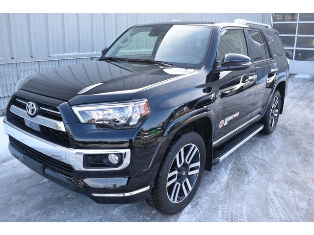 Toyota 4Runner Limited 7 passagers 2020