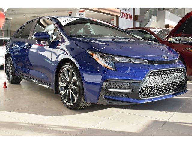 Toyota Corolla WOW* 95$ SEMAINE*XSE AUTO TOIT CUIR GPS 2020