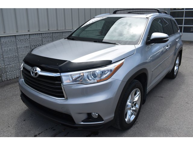 Toyota Highlander LIMITED 7 PASSAGERS 2015