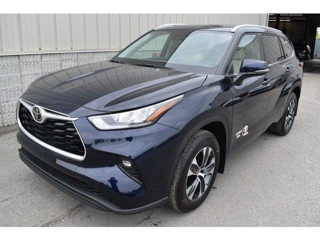 Toyota Highlander XLE 2020