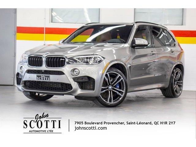 BMW X5 M Executive Package & Driver Assistance Plus 2017
