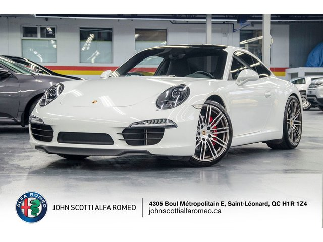Porsche 911 S PDK GLASS ROOF 2014