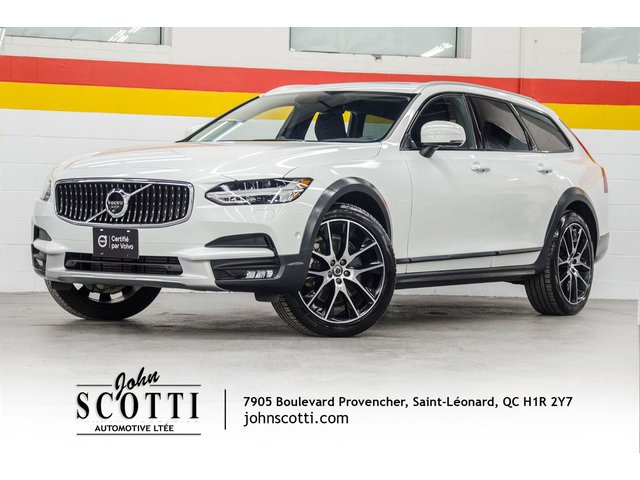 Volvo V90 Cross Country T6 PREMIUM PACKAGE - BOWERS & WILKINS 2019