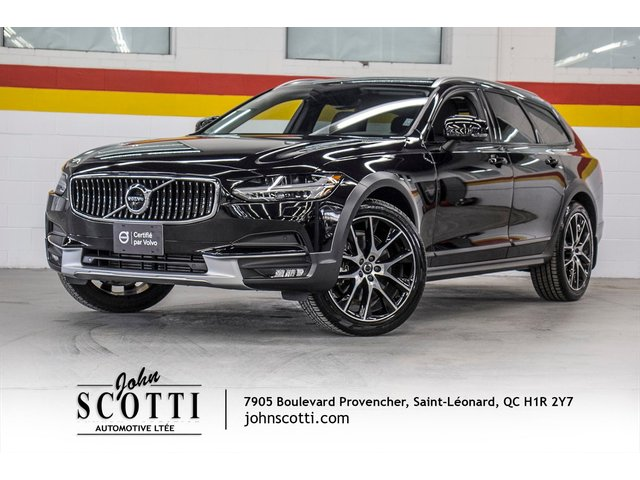Volvo V90 Cross Country Premium Package + Head Up Display 2019