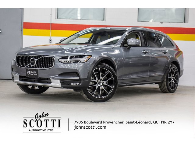 Volvo V90 Cross Country Luxury Package - BOWERS & WILKINS 2019