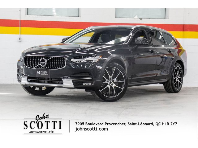Volvo V90 Cross Country Premium Package + Head-Up Display 2019