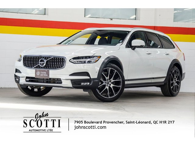 Volvo V90 Cross Country Premium Package & Head-Up Display 0.9% 2019